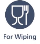 For Wiping