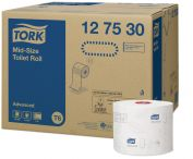 Tork Midi Toilettenpapier T6 Advanced 2lg. | 127530