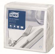 Tork Dinnerservietten Weiß 1/4-Falz Advanced | 478746
